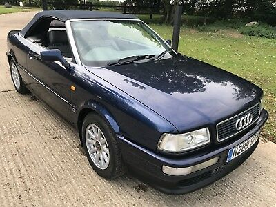 Audi 80 2.6 V6 Automatic  69,000 miles one owner vehicle **price reduced**