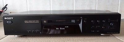 Sony Mds Je 480 Minidisc Stereo Player, Recorder  Md