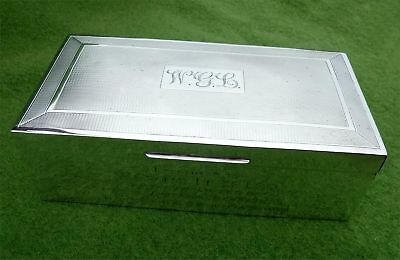 Silver Cigarette Box - Lines Brothers Toys Of Wales (Hornby, Meccano & Dinky)
