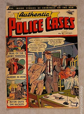 Authentic Police Cases (1948) #18 FR 1.0
