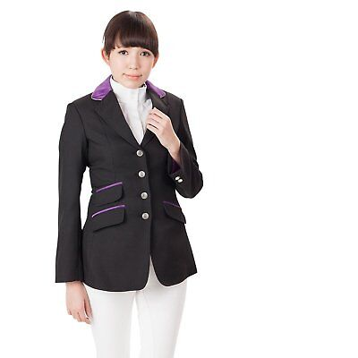 """Shires Ladies """"Henley"""" Competition Jacket"""
