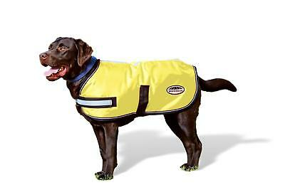 Weatherbeeta Reflective Parka 300D Dog Coat with Waterproof Outer