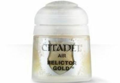 Citadel: Paint Air: Relictor Gold