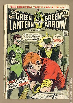 Green Lantern (1960-1988 1st Series DC) #85 GD- 1.8