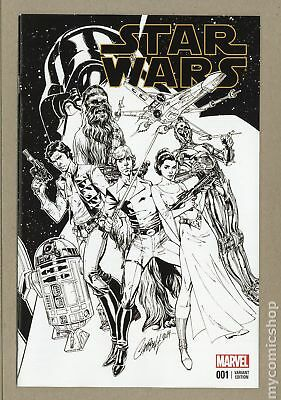 Star Wars (2015 Marvel) #1FOURCOLOR NM- 9.2