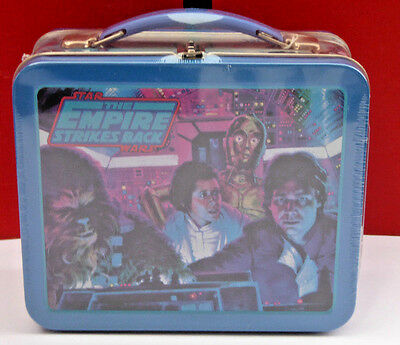 NEW~Hallmark School Days STAR WARS EMPIRE STRIKES BACK MINI Lunch Box~ SEALED