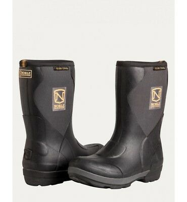Noble Outfitters Muds Stay Cool Womens Mid Boots Waterproof Antimicrobial
