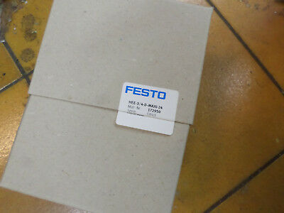 FESTO  ON/OFF VALVES for Service Unit - METAL BODIED - 172950 HEE-3/4-D-MAXI-24