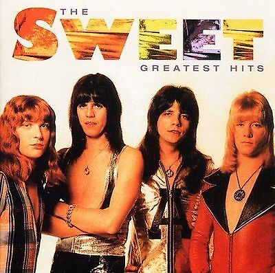 THE SWEET Greatest Hits CD BRAND NEW Best Of