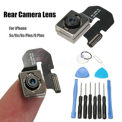 Rear Back Main Camera Lens Module Replacement Tools For iPhone 6 Plus 6s 5s