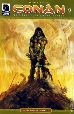 Conan Frazetta Cover Collection (2007) #3 VF