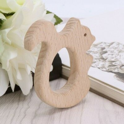 DIY Hand Crafted Heart Cartoon Shape Gift Tag Wooden DIY Unpainted Blank New