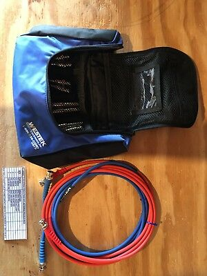 Westek DSX-3 Test Cord Kit  / BNC Adapters Transmit & Receive Cords