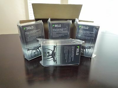 3dr solo smart battery FOUR PACK factory sealed!!!!  Brand new, 3DR BT11A x 4