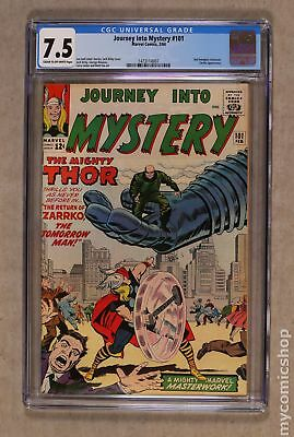 Thor (1962-1996 1st Series Journey Into Mystery) #101 CGC 7.5 1473114007