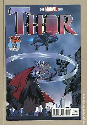 Thor (2014 4th Series) #1MILEHIGH VF 8.0