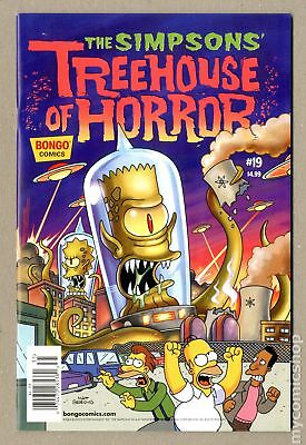 Treehouse of Horror (1995) #19 NM 9.4