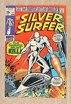Silver Surfer (1968 1st Series) #17 FN 6.0