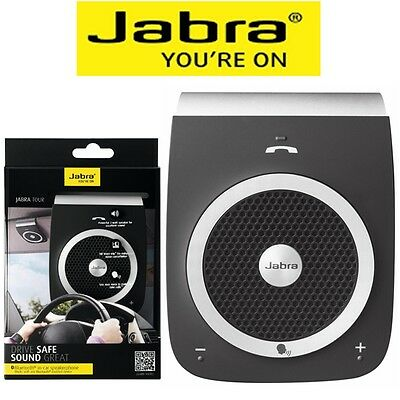 Bluetooth Car Speakerphone JABRA TOUR Wireless Handsfree Car Kit Speaker Iphone