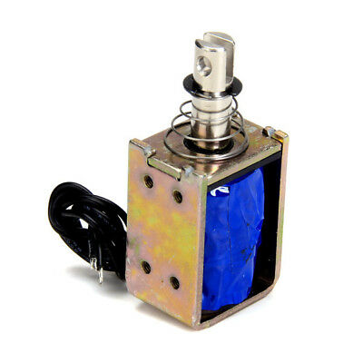 Pull Type Open Frame Actuator Electric Solenoid DC 24V 10mm ZYE1-0837