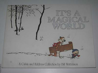 It's a Magical World: A Calvin and Hobbes Collection by BRIAN WATTERSON - 1996