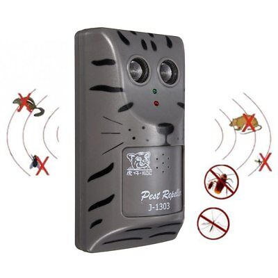 Electronic Ultrasonic Pest Control Repeller Mouse Insect Rodent Repeller
