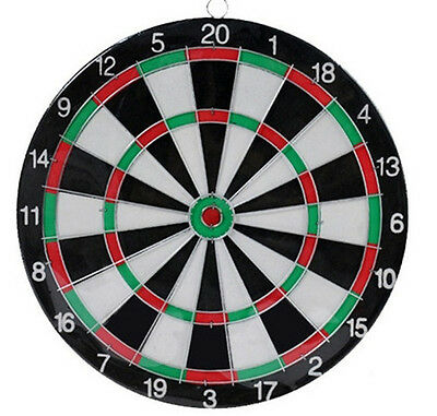 Funny Lovely Dart Board Game Set with 4 Darts  5CV FT