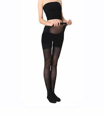 Maternity Pantyhose Compression Gradient Maternity Tights Stockings 15-20mmHg
