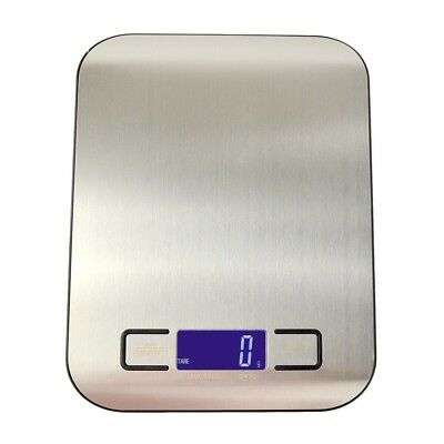 5kg Stainless Steel Digital LCD Electronic Kitchen Cooking Food Weighing Scale
