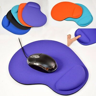 Wrist Comfort Support Cushion Mice Pad Mat Mousepad For Optical Mouse