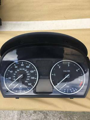 BMW 3 SERIES E90 E91 E92 E93 COUPE Speedo Clocks 1.8 D 2.0D 9242347-01