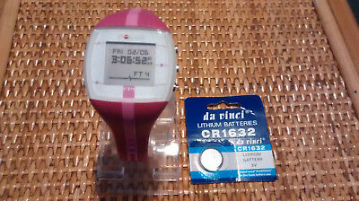 Polar FT4 Pink Heart Rate Monitor HRM  Fitness Gym Excercise Watch