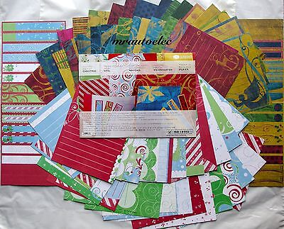 Creative Memories Christmas Milestones Album Kit/Photo Mats