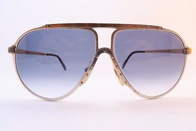 Vintage Alpina M1 sunglasses made in West Germany gradient tinted lenses men's M