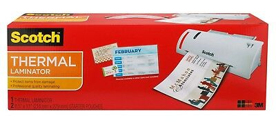 Scotch Thermal Laminator 14.75 x 4.75 x 3.75 Inches (TL902A) Fast Free Shipping