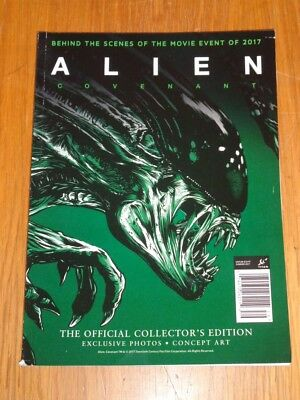 Alien Covenant Behind The Scenes Official Collectors Edition<~