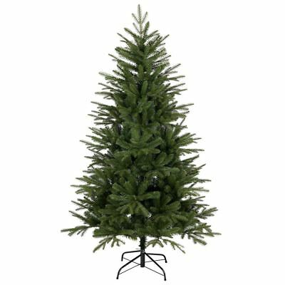 2m (6ft) Luxury Artificial Spruce Christmas Tree Realistic Xmas Indoor Pine