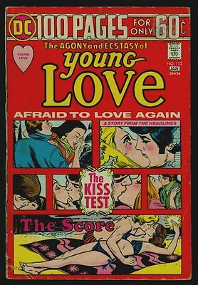 DC Comics YOUNG LOVE #113 100 Pages VG/FN 5.0