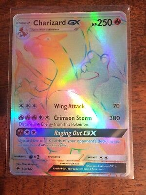 Leggi La Descrizione Pokemon Gx Ex Mega Orica M Charizard Full Art Read Below