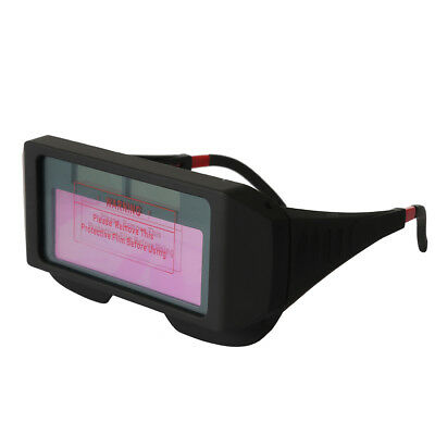 Solar Auto Darkening Welding Glasses Goggles Anti-ultraviole Protective Gear