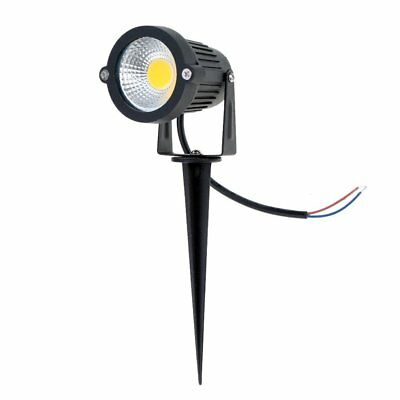 IP65 Outdoor Landscape LED Lawn Light Garden Spotlight 5W 12V AC DC D3T1