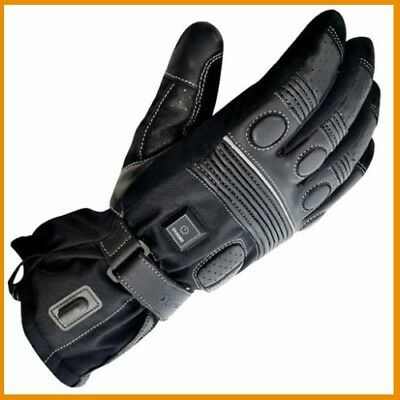 Oxford Hot Gloves 12V Motorcycle Heated Gloves Powered By Vehicle Winter Gloves