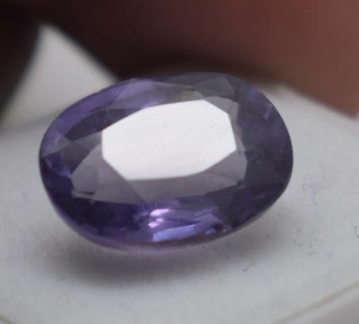 6.15 Ct GGL Certified Oval Loose Brazilian Alexandrite Gem
