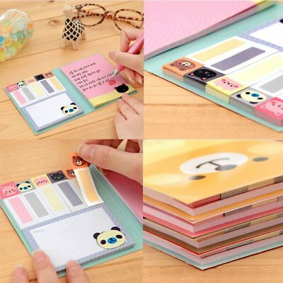 Good Quality Exercise Book Cute Portable Paper Notepad Notebook Memo