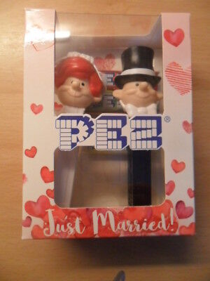 PEZ SET Just Married