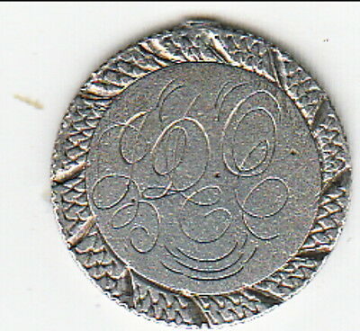 Love Token on  Canadian Silver Ten Cents -