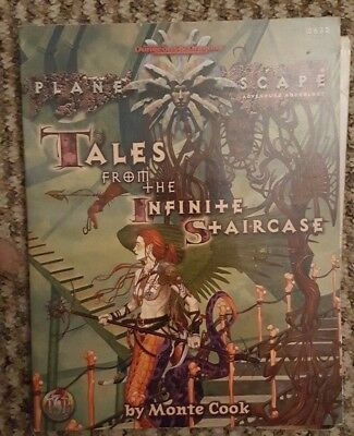 Tales from the Infinite Staircase OOP Planescape adventure