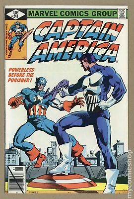 Captain America (1968 1st Series) #241 FN 6.0