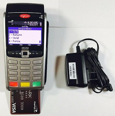 Ingenico iWL255 iWL250 Wireless 3G EMV / NFC 30 Days Refund Warranty UNLOCKED