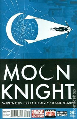 Moon Knight (2014 5th Series) #2C VF